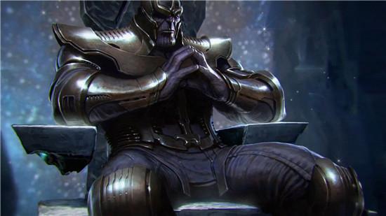 """灭霸作为《复仇者联盟3》大反派正式离开""""沙发"""",而且演员乔什布洛林正式扮演灭霸"""